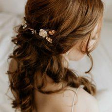 MARA Haarschmuck Farbe Gold