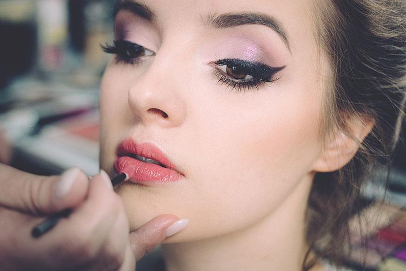 Beruf Make-up Artist