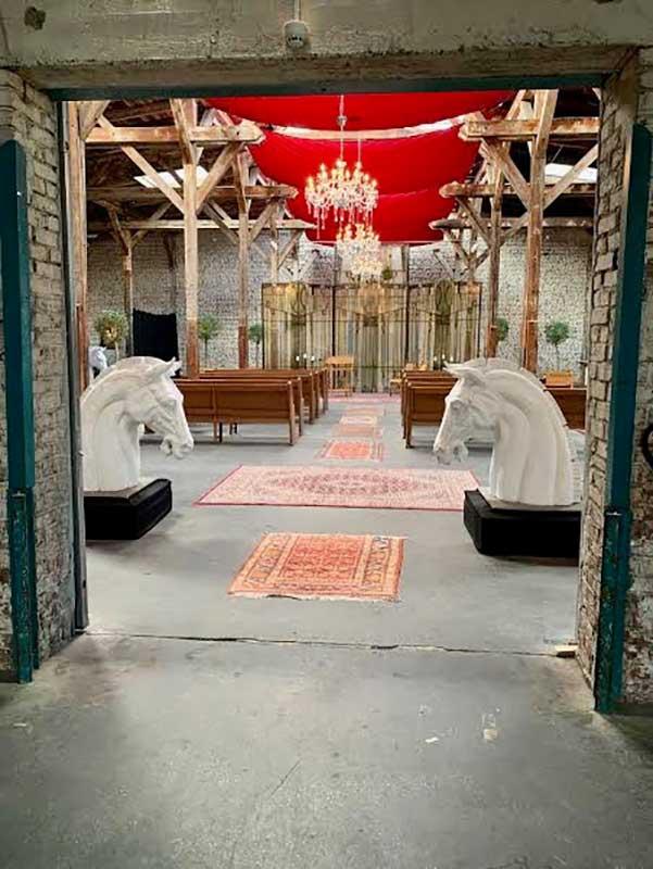 Gare du Neuss - Hochzeitslocation