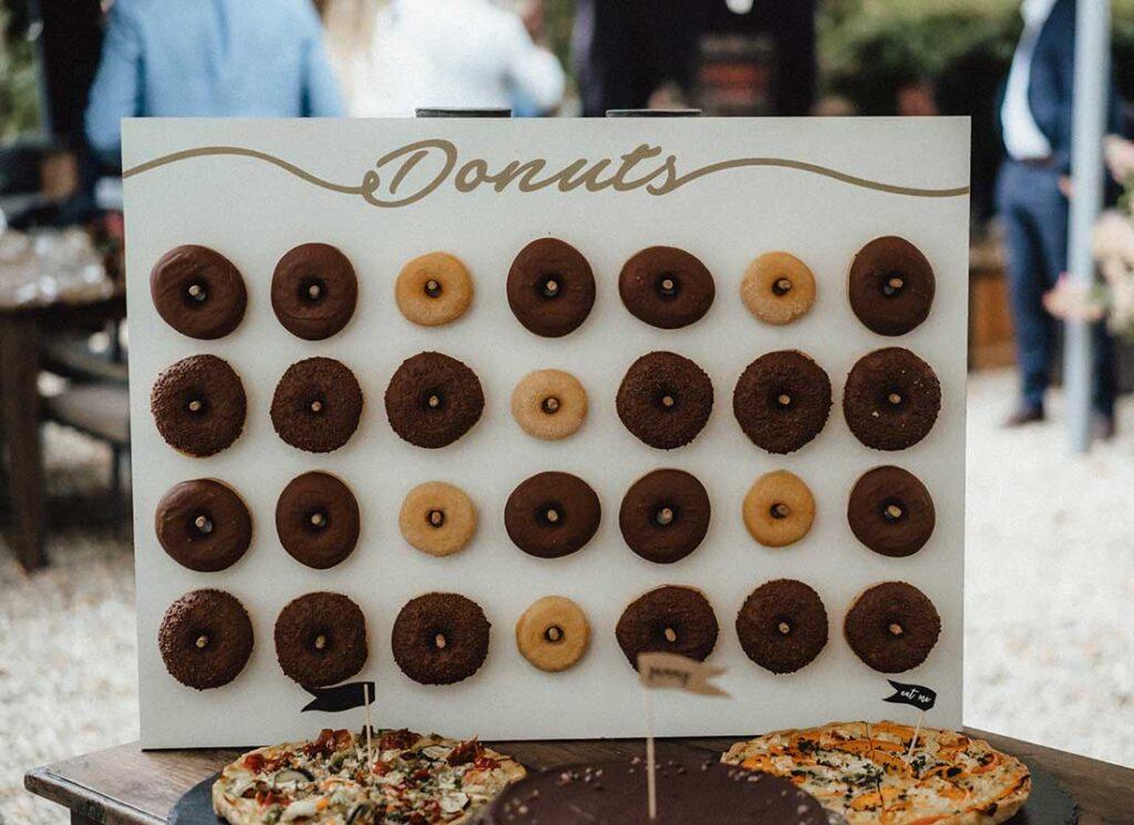 Donutwand