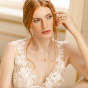 Halskette-Hochzeit-mit-Tropfenanhaenger
