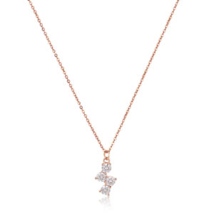 halskette-mit-anhänger-rosegoldfarben